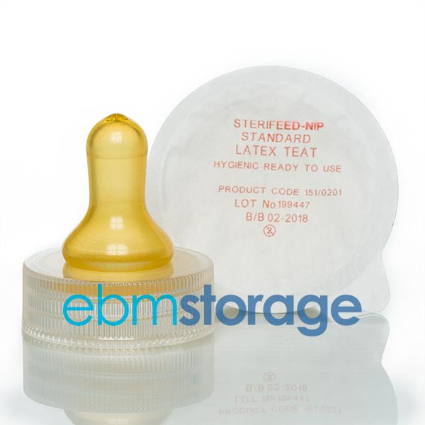 Sterifeed latex teat - Standard 151/0201